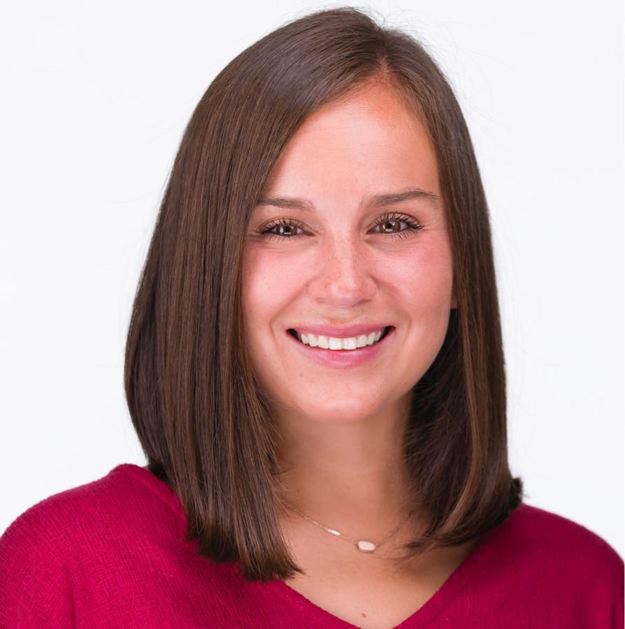 Headshot of Courtney Bevilacqua